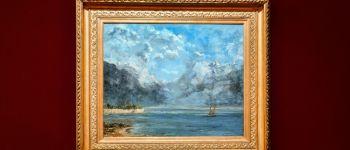 Visite commentée de l'exposition Courbet, Paysages de mer Granville