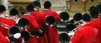 Concert de trompes de chasse par Les échos du Pays d\Auge Gonneville-sur-Mer