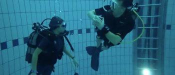 Baptêmes gratuits de plongée sous-marine Caen