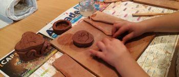 Atelier des petits : poterie La Hague