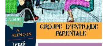 « Groupe d'entraide parentale » Alençon