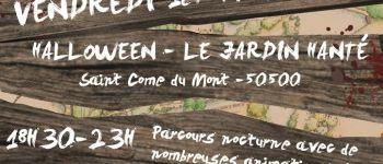 Halloween : jardin illuminé et hanté Carentan-les-Marais