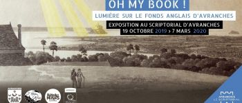 Visite guidée de l'exposition « Oh my Book ! » Avranches