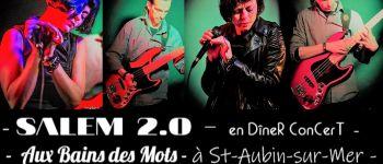 Fusion pop jazzy Saint-Aubin-sur-Mer