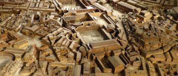Le plan de Rome Caen