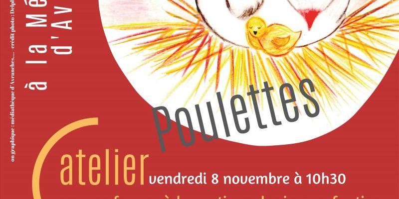 Atelier « Poulettes » avec Delphine Graczynska