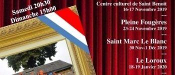 Théâtre : Cauchemars chez le ministre Saint-James