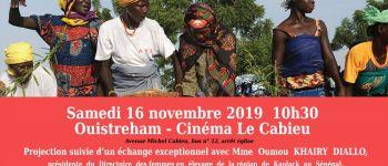 Burkinabé bunty Festival Alimenterre Ouistreham
