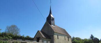 Visite guidée de l\église du XIIe siècle Bâlines