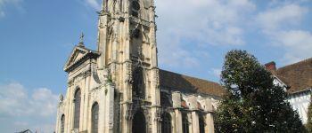 Visite libre de l\église Saint Jean d\Elbeuf Elbeuf