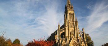 Visite libre de la Basilique Notre Dame de Bonsecours Bonsecours