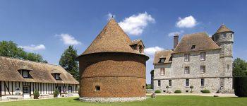 Lever les yeux ! au Château de Vascœuil Vascœuil