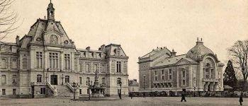 Visite guidée de l\hôtel de ville Évreux