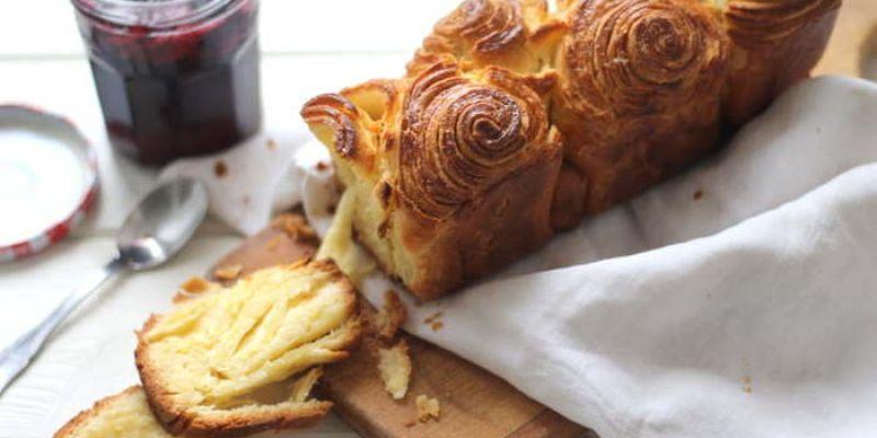 Stage de pâtisserie : La brioche feuilletée