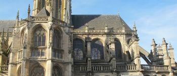 Levez les yeux ! Visite libre de l\église Saint-Germain Argentan