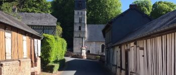 \Lever les Yeux\ à Saint André d\Hébertot Saint-André-dHébertot