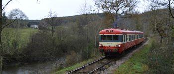 Visite libre de notre gare ferroviaire et son activité Saint-Pierre-du-Regard