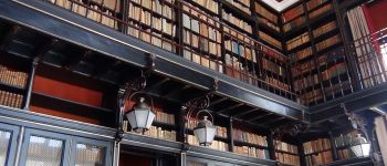Visite guidée de la salle du conseil, salle des mariages et bibliothèque La Ferté-Macé