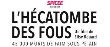Projection du documentaire \L\Hécatombe des fous\, en présence de la réalisatrice Elise Rouard Sotteville-lès-Rouen