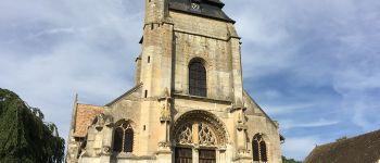 Visite libre de l\église Saint-Pierre Saint-Paul Ménilles