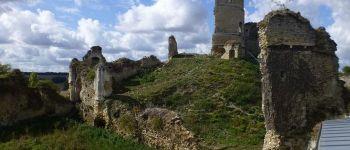 Levez les yeux ! visite guidée de Châteauneuf-sur-Epte Château-sur-Epte
