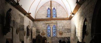 Levez les yeux ! A la découverte de l\église de St Aubin sur Mer Saint-Aubin-sur-Mer