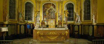 Levez les yeux ! Visite de l\église St Cyr et Ste Julitte d\Aunou le Faucon Aunou-le-Faucon