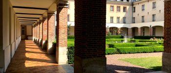 Levez les yeux ! visite du Cloître Saint-Taurin et de ses batiments conventuels en centre ville d\Evreux Évreux