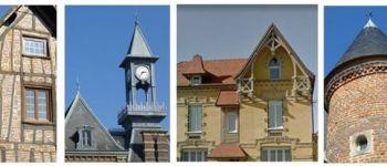 Levez les yeux ! A la découverte du patrimoine architectural de Neufchâtel-en-Bray Neufchâtel-en-Bray