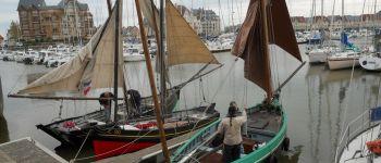 Démonstration : Voile traditionnelle au Port Guillaume Dives-sur-Mer