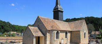 Visite libre de l\église St Pierre du Bas Houlbec Houlbec-Cocherel