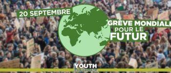 Marche mondiale pour le climat Rouen