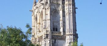 Visite guidée en haut de La Tour de La Madeleine Verneuil-sur-Avre