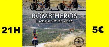 Projection du film « Bomb'heros » des Pompiers sans frontières Quettehou
