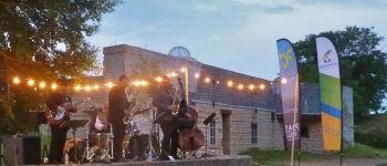 Soirée pique-nique, concert et cinéma « Le Tombeau des lucioles » Azeville